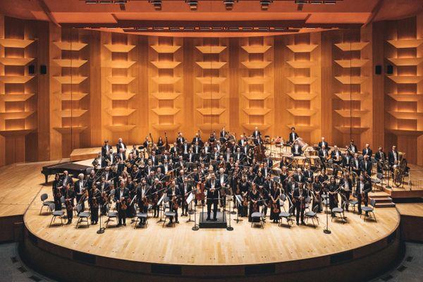 Orchestre National de Lyon © Claire Gaby / AO