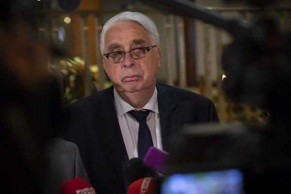 Jean-Pierre Sueur, sénateur du Loiret.