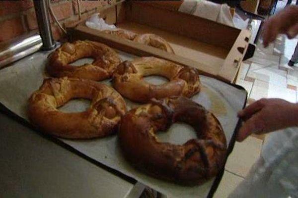 Le cacavellu, le traditionnel gâteau de Pâques