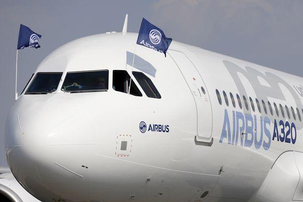 Airbus a dévoilé l'empreinte carbone de ses avions