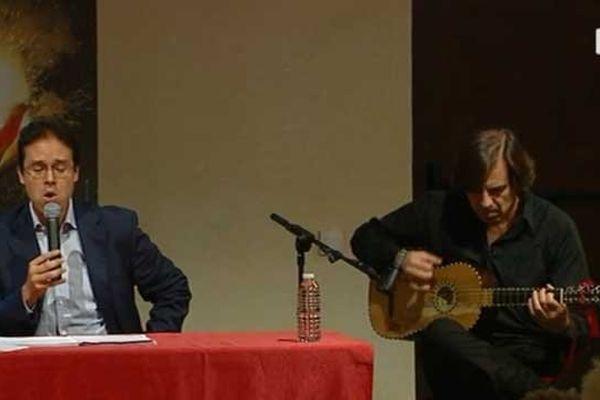 Mise en oreille Amore siciliano par Leonardo García Alarcón