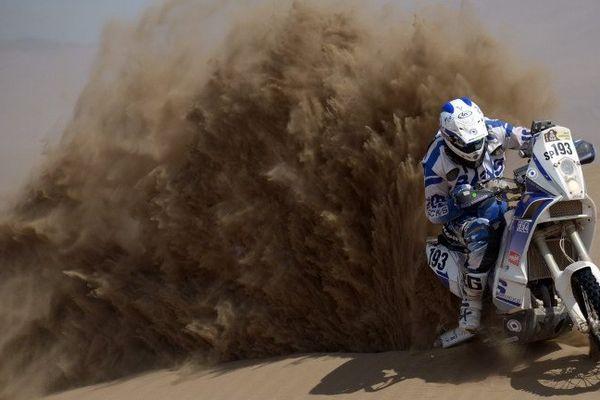 """Le """"Dakar"""", un raid-aventure parmi les plus difficiles au monde"""
