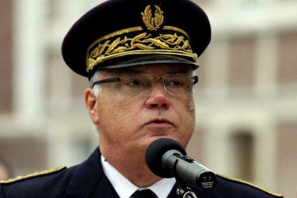 Hervé Malherbe sous-préfet de Douai en 2011