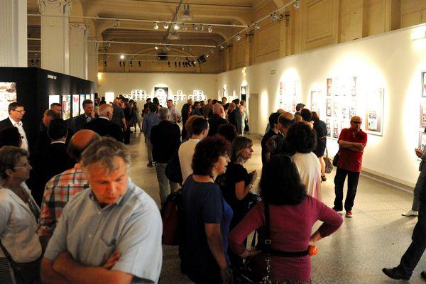 Chaque année, le festival Portrait(s) connaît un succès grandissant à Vichy, il revient pour sa 5ème édition.
