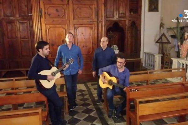A Festa di a lingua : L'Oru de Barbara Furtuna, version acoustique