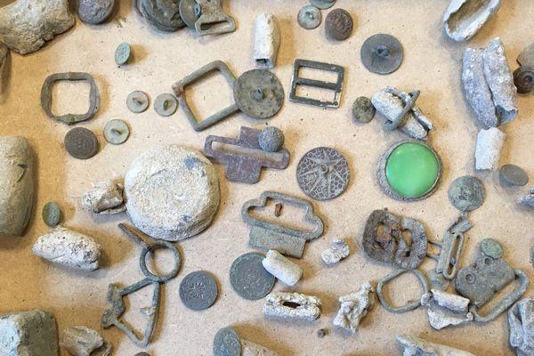 La saisie des douanes de Strasbourg-Entzheim : 1.000 objets antiques