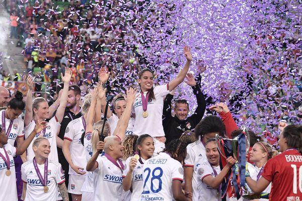L' Olympique Lyonnais remporte la ligue des champions le 18 mai 2019