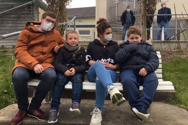 Afin de soulager un peu les parents, l'Unité de d'Accueil Temporaire Innovante (UATI) de Belloy-sur-Somme accueille des enfants en situation de handicap.