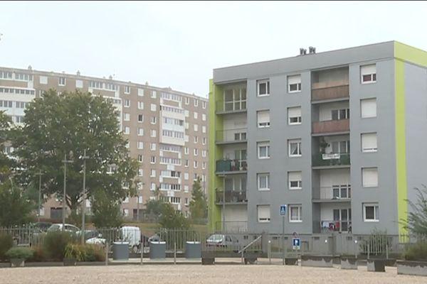 """Le Val de l'Aurence à Limoges, où Nénette, Tayeb, Gentilly et Daouine ont réalisé leur film, """"Freiné"""". Dans ce quartier, près d'un tiers des habitants a moins de 14 ans !"""