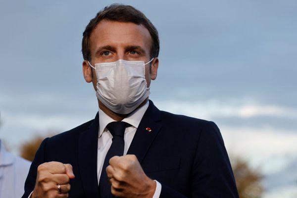 Emmanuel Macron s'adresse aux Français mercredi 31 mars à 20 heures.