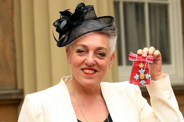 Ruth Mackenzie, en juin 2013