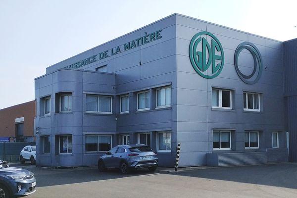 Le site de Saint-Herblain est l'un des dix sites de GDE en Pays de la Loire.