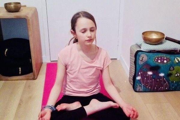 Les ateliers de méditation pour enfants de Laure Macaux-Gauchard