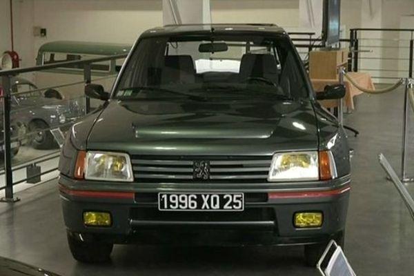 Les toutes premières Peugeot 205 ont été fabriquées en 1983.