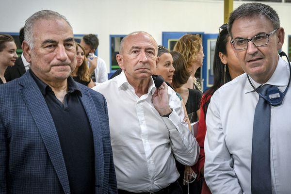 Ambiance tendue pour les prochaines élections municipales et métropolitaines. Après David Kimelfeld, Georges Képénékian prend ses distances avec Gérard Collomb.