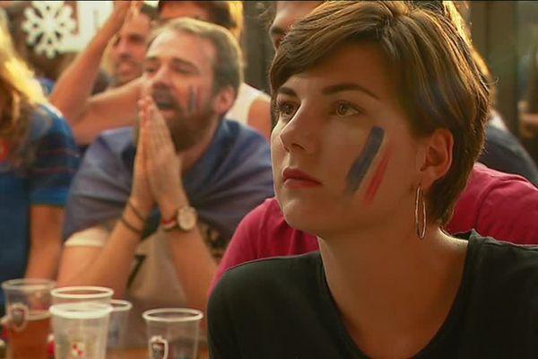 La coupe du monde de football représente aussi un moment de partage