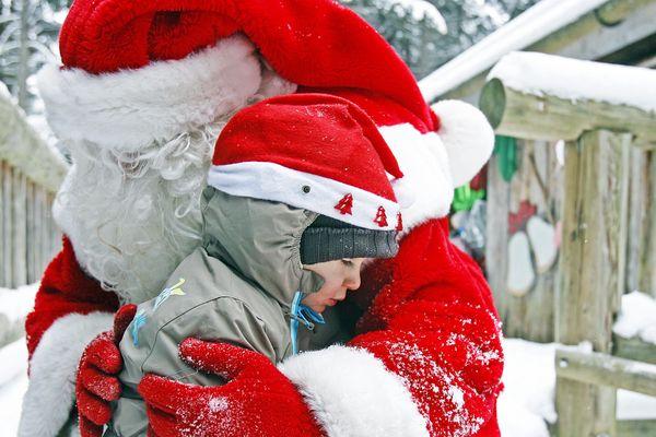 320 000 normands croient au Père Noel
