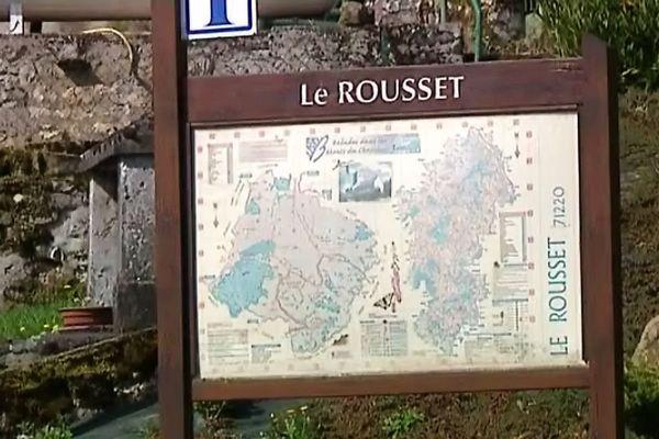 La commune du Rousset (Saône-et-Loire) est considérée pour l'implantation d'un Center Parcs par le groupe Pierre & Vacances