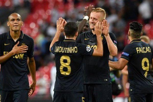 Monaco héroïque renverse Tottenham.