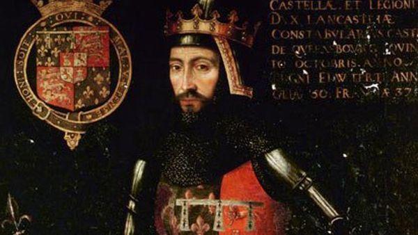 Jean de Gand (1340-1399) est censé être l'ancêtre commun de tous les souverains anglais depuis 1399.