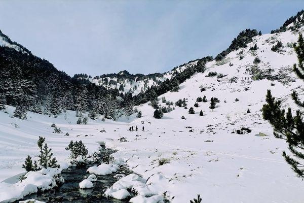 Paysage du Donezan en Ariège