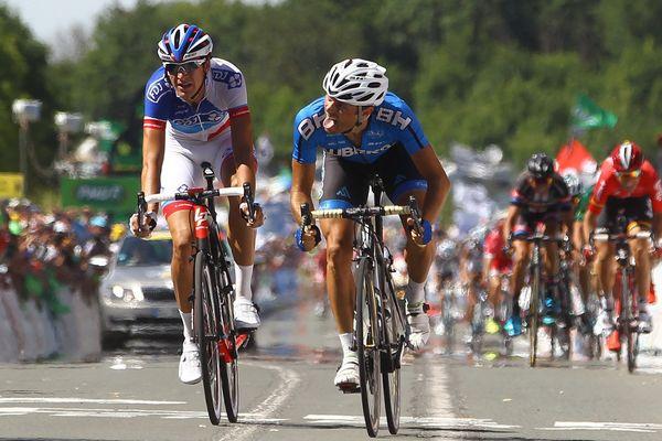 Championnat de France de Cyclisme professionnel sur route à Chantonnay (85)