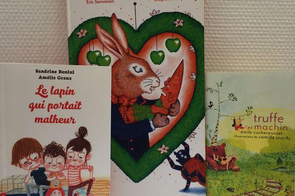 Les lapins, héros de la littérature jeunesse