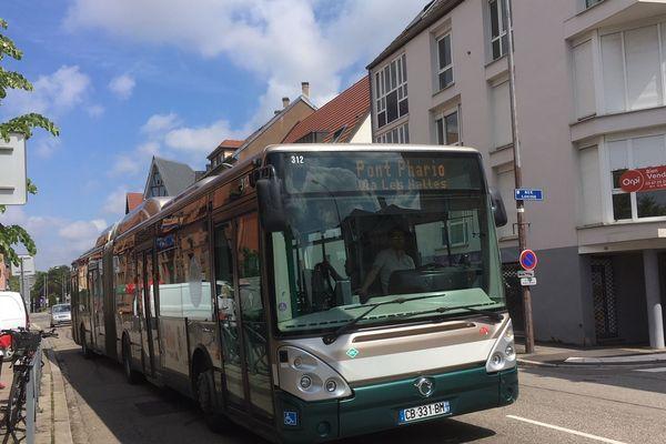 La ligne de bus L6, dont la cadence a été améliorée depuis l'automne dernier