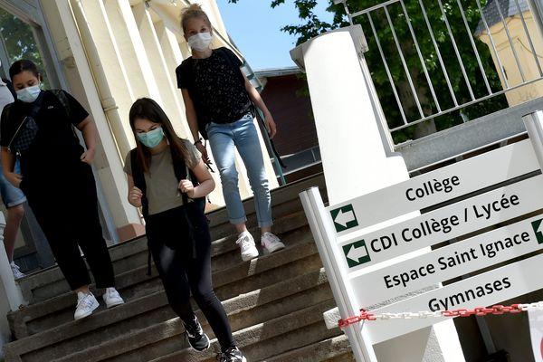 Déconfinement : réouverture des collèges et lycées le 2 juin 2020