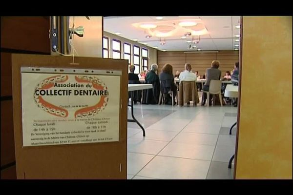Un collectif dentaire, rassemblant des victimes du dentiste Mark Van Nierop, a été en activité dans la Nièvre entre 2012 et 2018