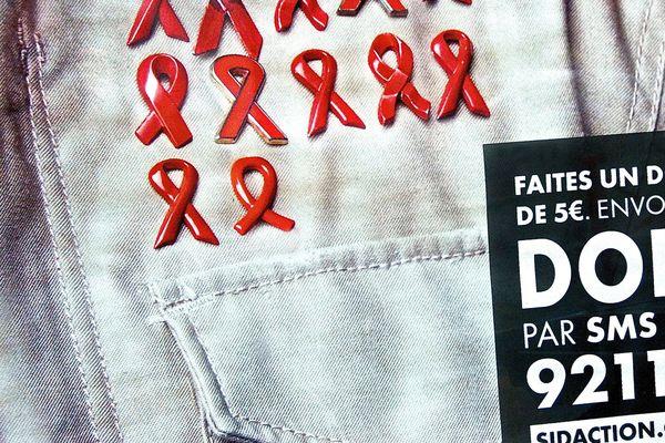 L'Île-de-France est la région la plus touchée par le VIH/Sida dans l'Hexagone.