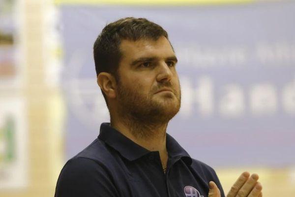 Roch Bedos, actuel entraîneur de l'équipe féminine du Havre, rejoindra les vikings pour la saison prochaine.