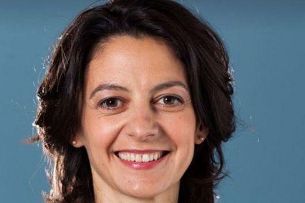 Claire Pitollat, élue LREM dans la 2e circonscription des Bouches-du-Rhône à Marseille.