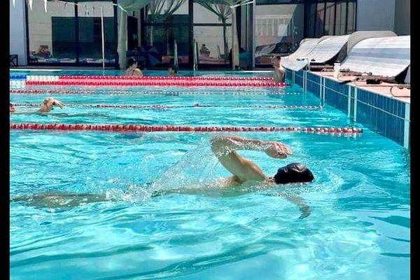 Les nageurs peuvent enfin reprendre le chemin de la piscine après six mois de fermeture. Ici le centre Aqualun' de Lunéville.
