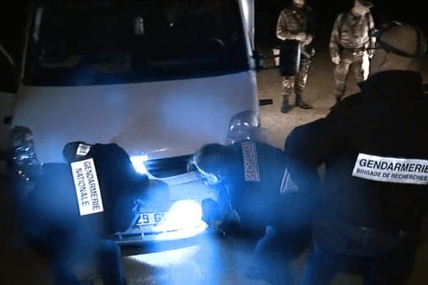 Les gendarmes ont retrouvé près de 600 camping-cars volés dans toute la France
