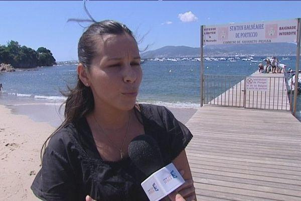 Porticcio, Corse du sud, le 10 août 2013