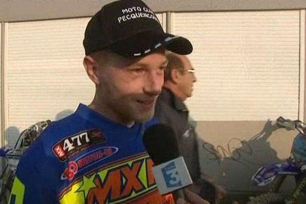 Axel Van de Sande a remporté le douzième Beach Cross de Berck-sur-Mer