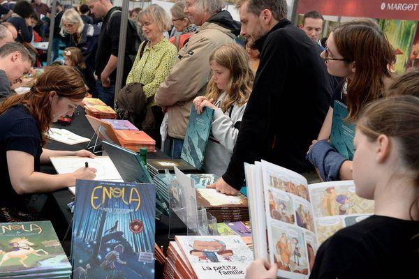 La 40e édition du festival Quai des Bulles de Saint-Malo est reportée à 2021 en raison de la crise sanitaire du Covid. Des animations, expositions et rencontres d'auteurs seront malgré tout programmés cet automne et durant l'hiver.