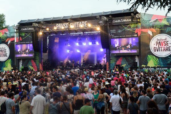 En 25 ans le Festival Pause Guitare est devenu l'un des festivals incontournable d'Occitanie