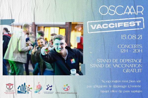 Le vaccifest a lieu ce dimanche 15 août de midi à 20 heures.
