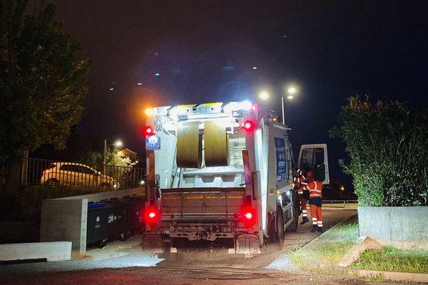 À Bastia, 65 personnes sont employées pour la collecte et le traitement des déchets.