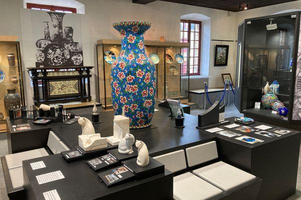 Musée des Emaux Longwy