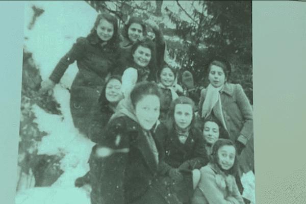 Marcelle Porte-Bonnamour a permis à une dizaine de jeunes filles juives d'échapper aux rafles des nazis.