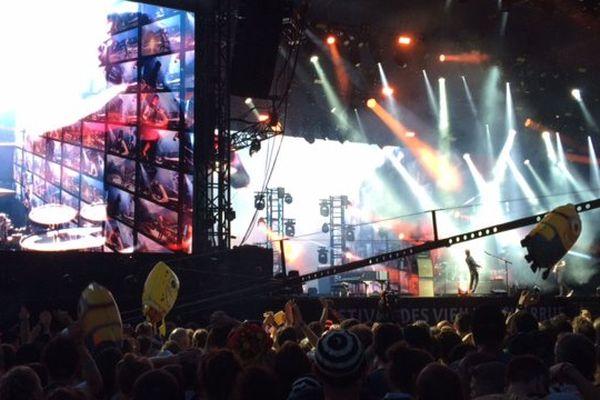 Muse pour la 4ème fois aux Vieilles Charrues