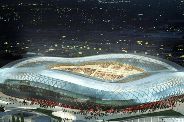 Nouveau stade de Nice