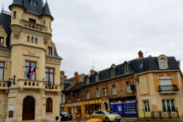 Les abords de la mairie de Fismes seront bientôt placés sous vidéosurveillance