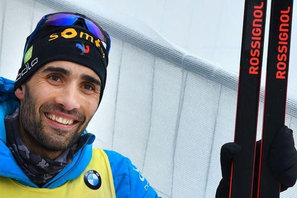 Martin Fourcade a tiré un trait sur le biathlon professionnel au terme de la poursuite messieurs, ce samedi 14 mars, à Kontiolahti (Finlande).