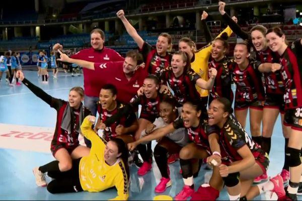 Nice s'impose à Toulon 26 à 20 pour cette 12e journée de Ligue Féminine de handball.
