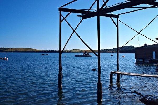 ILLUSTRATION - L'étang de Diana ou Étang de Diane est une lagune de Haute-Corse située au nord d'Aléria.