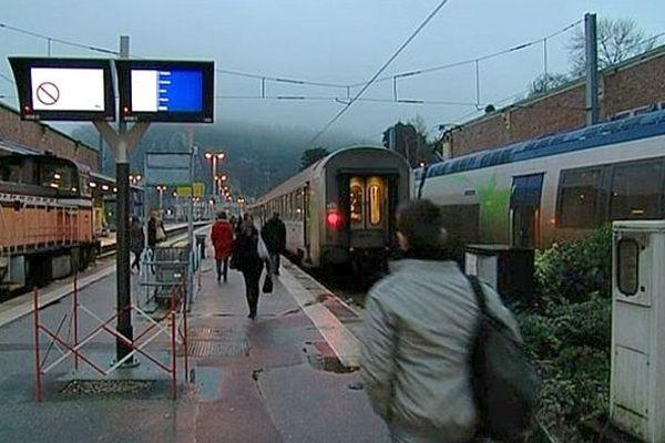 Le Train Cherbourg-Paris